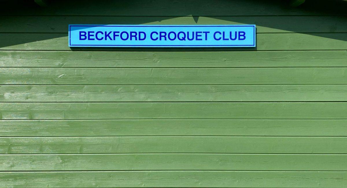 Beckford Croquet Club